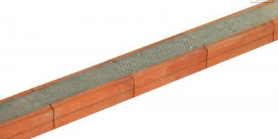 Керамобетонная перемычка Porotherm 120/65